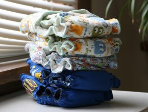 DIY Your own cloth diapers and save money