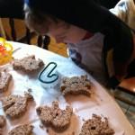 Make your own bird seed ornaments Joy Makin Mamas