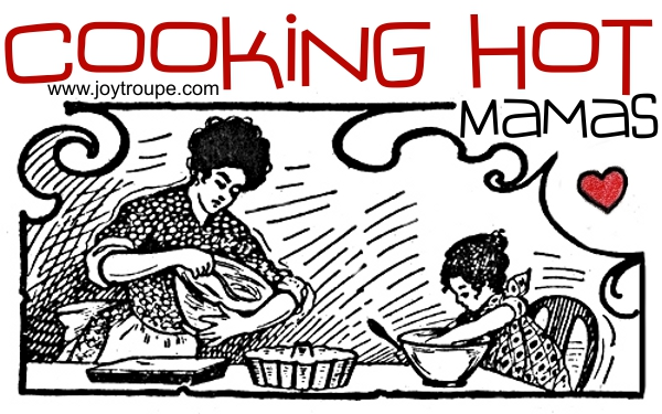 Cooking With Kids The Joy Troupe Way