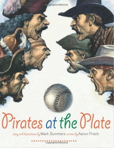 Pirates at the Plate Cover