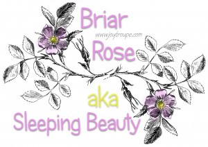 Sleeping Beauty aka Briar Rose