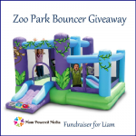 Zoo Bouncer Giveaway