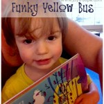 Book 'em Kiddo: Funky Yellow Bus