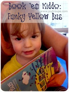 Funky Yellow Bus earns our seal of approval!