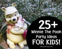 winnie the pooh party ideas for kids