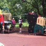 Playground at Glen Echo Park