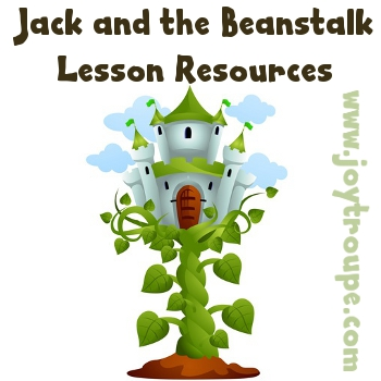 jack and the beanstalk lesson resources