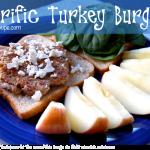 Terrific Turkey Burgers