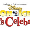 Disney on Ice presents Let's Celebrate! Logo