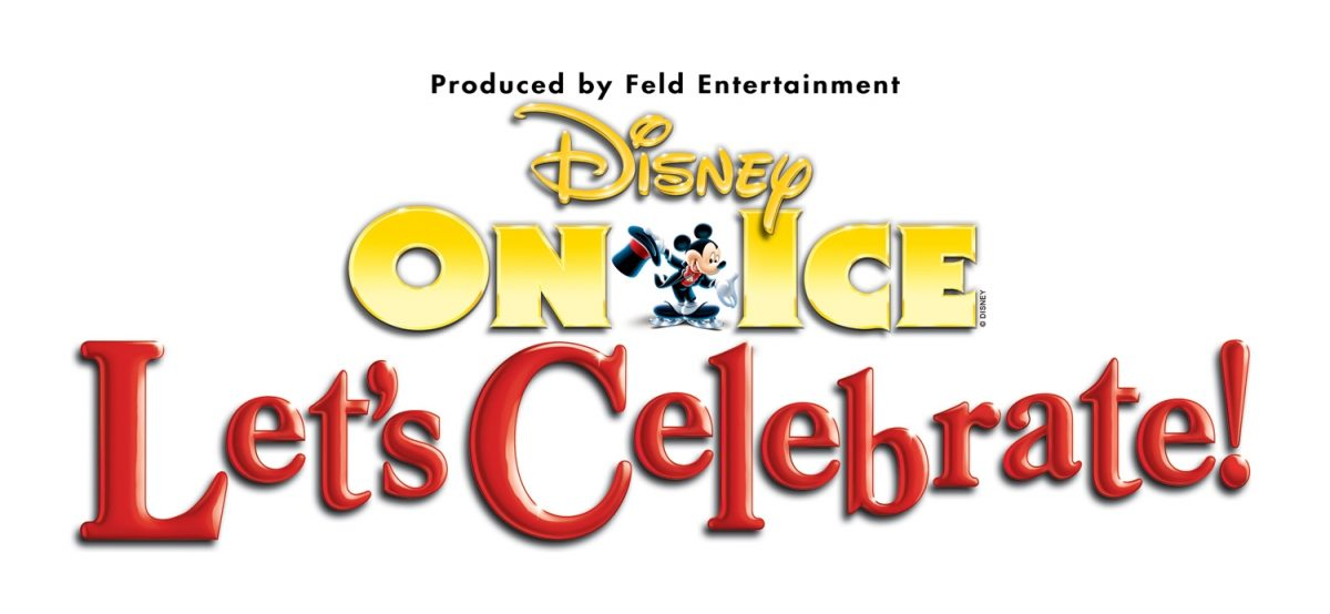 Disney on Ice presents Let's Celebrate! Logo
