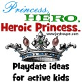 Active Princess Playdate Ideas