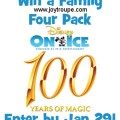 100 Years of Magic Ticket Giveaway