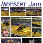 Your kid will love Monster Jam ® more than cookies.