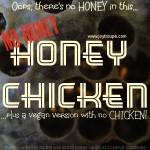 No Honey Honey Chicken Recipe