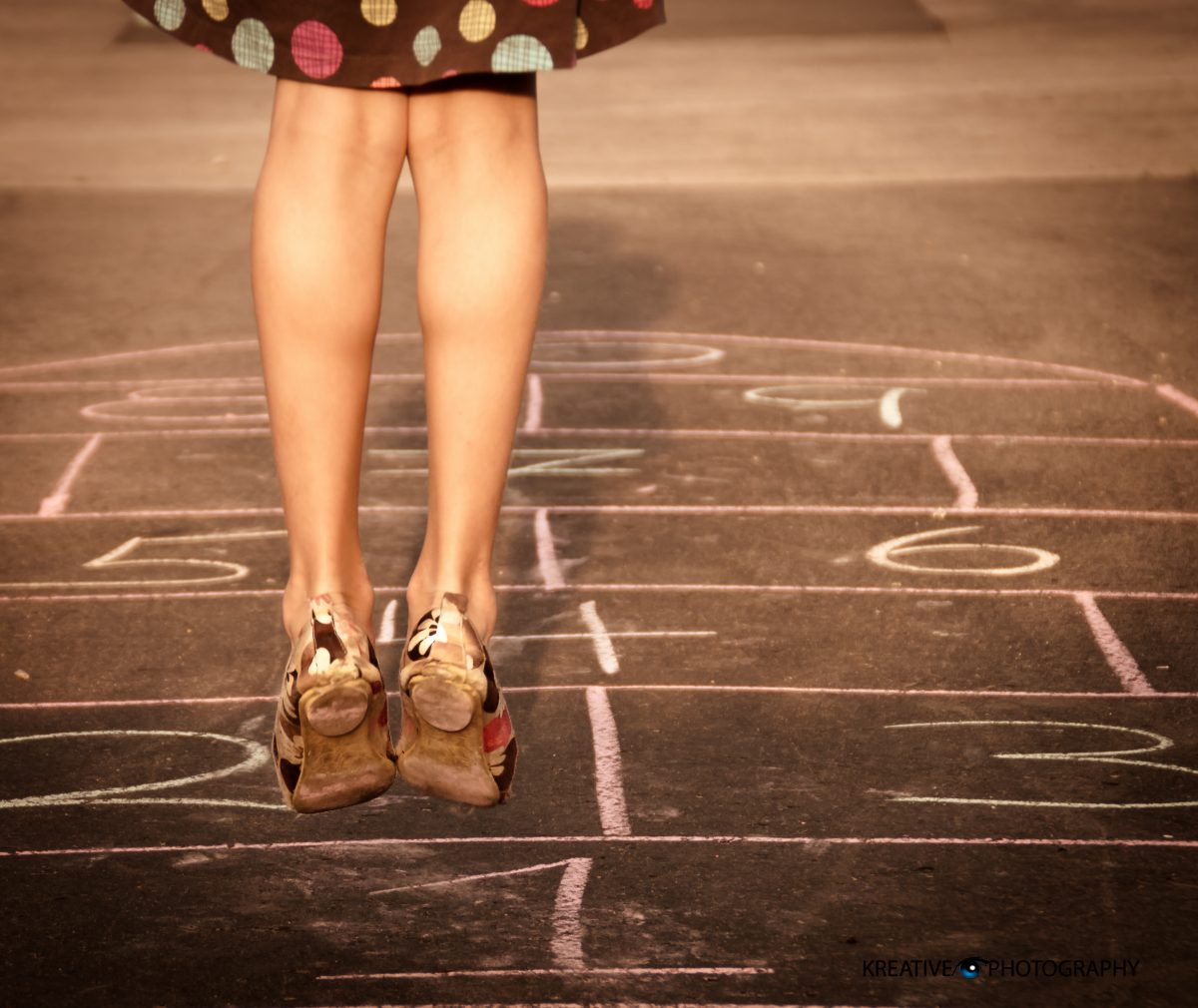 How to Play hopscotch right