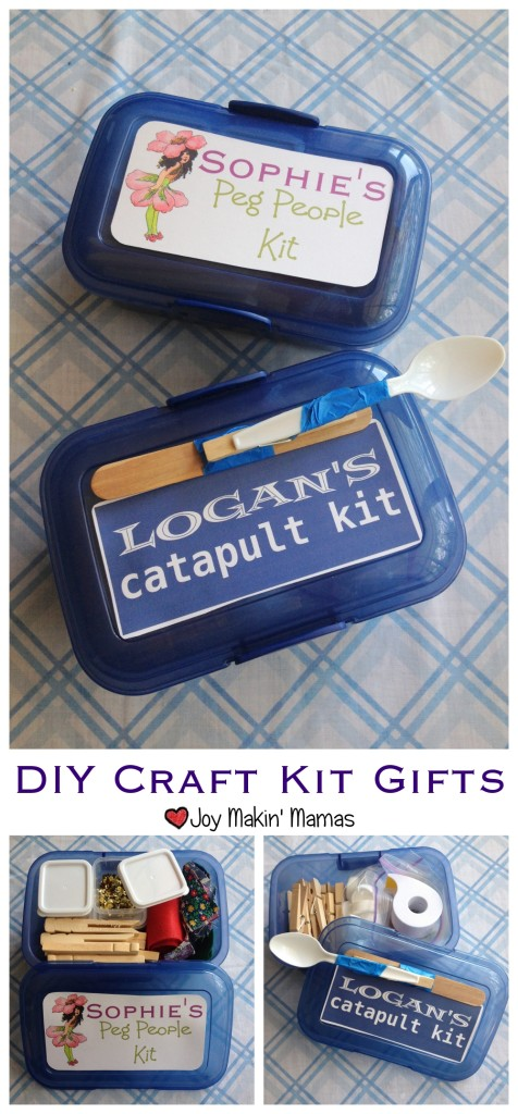 DIY craft kit gifts