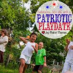 Stars and Bars Patriotic Playdate