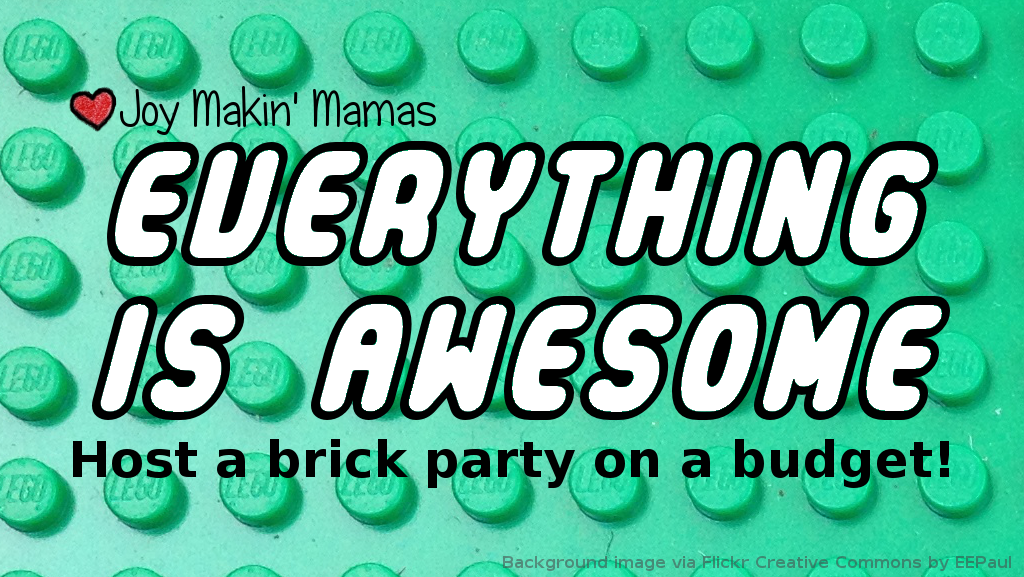 everything is awesome banner version 1