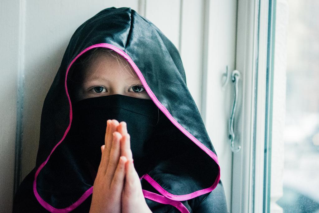 pink ninja Flickr Agent Smith #GirlNinja