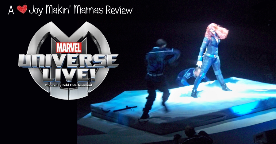 Black Widow Marvel Universe Live A Joy Makin' Mamas Review