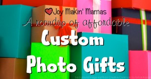 debt free holiday photo gifts banner