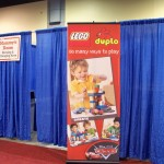 #LEGOKidsFest Duplo play area