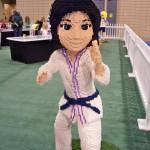 #LEGOKidsFest Girl martial artist