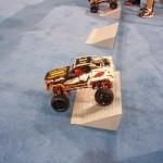 #LEGOKidsFest racing monster trucks