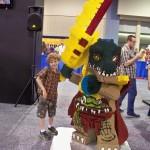 #LEGOKidsFest meet Cragger