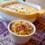Cranberry Barley Casserole Recipe Joy Makin Mamas