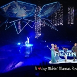 Disney on Ice is more spectacular than ever with Frozen!