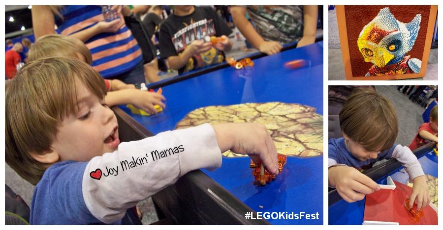 Lego KidsFest Legends of Chima Joy Makin Mamas