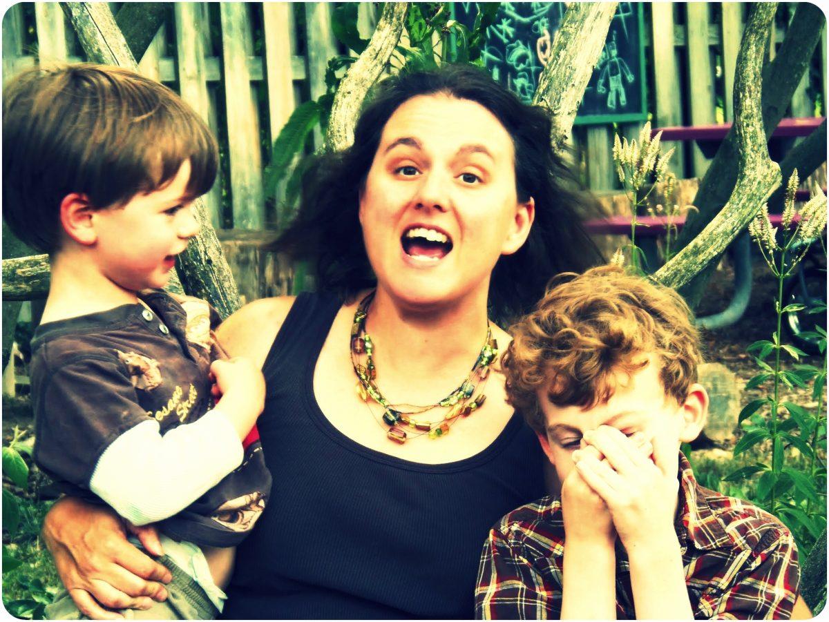 Having kids changes not quite everything. Joy Makin Mamas