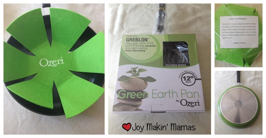 Ozeri Green Earth Non Stick Pans