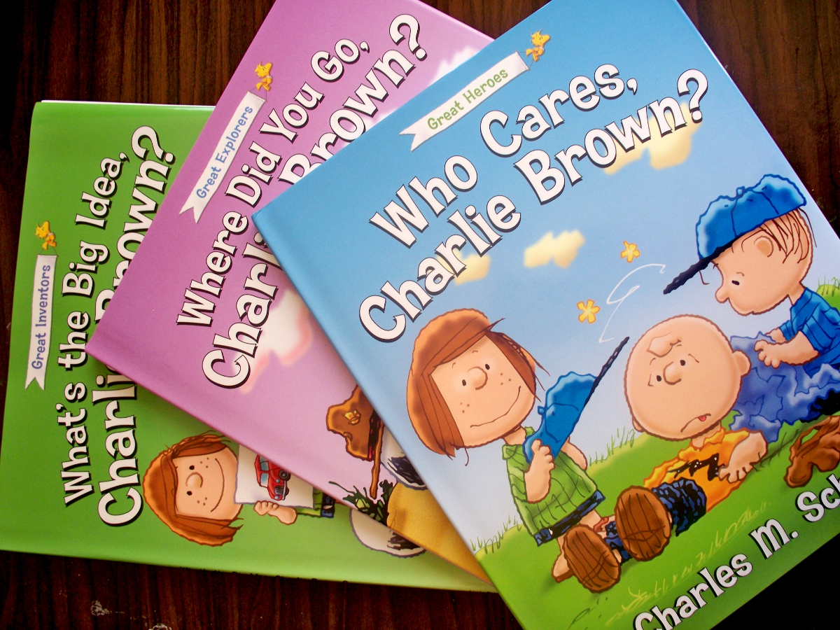 Charlie Brown Historical People Series Joy Makin Mamas Review
