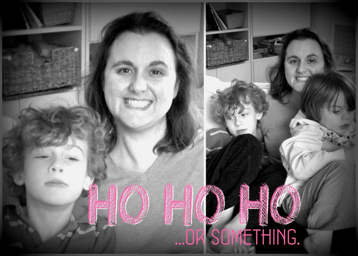 Not Pinworthy Holiday Card Joy Makin Mamas 2014