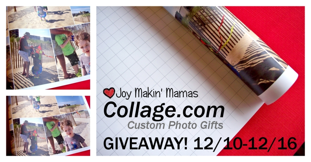Collage dot com Giveaway