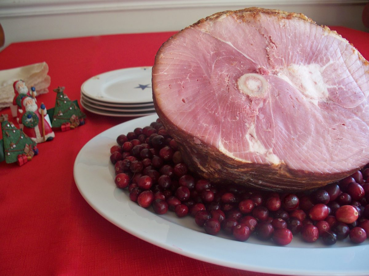 #HoneyBakedHoliday Half Ham Joy Makin Mamas