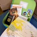 Little Passports review Joy Makin Mamas