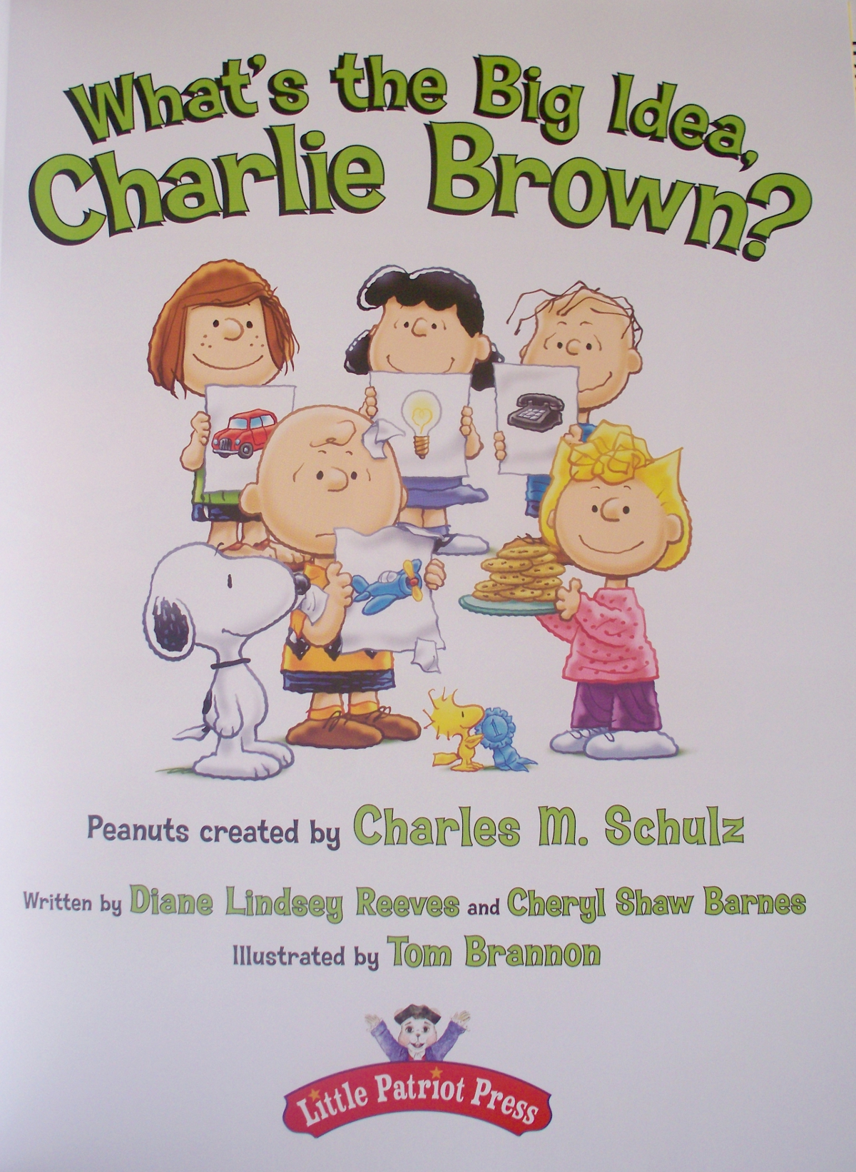 What's the big idea, Charlie Brown Joy Makin' Mamas Review