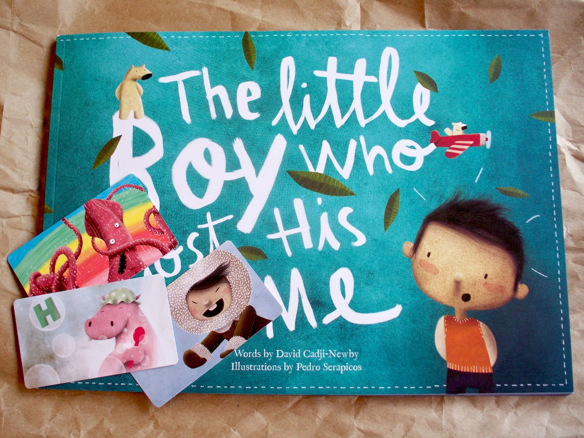 lost my name books Joy Makin' Mamas Review