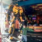 Ripley's Believe It Or Not Odditorium Baltimore Giant Transformer Joy Makin' Mamas Review