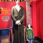 Ripley's Believe It Or Not Odditorium Baltimore World's Tallest Man Joy Makin' Mamas Review
