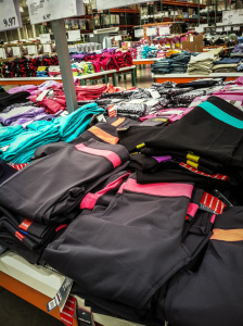 Kirkland's Signature Yoga Pants via Flickr Creative commons credit m01229