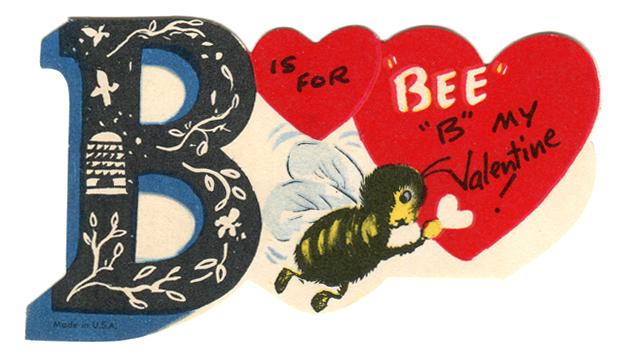 vintage valentine Flickr Karen Horton