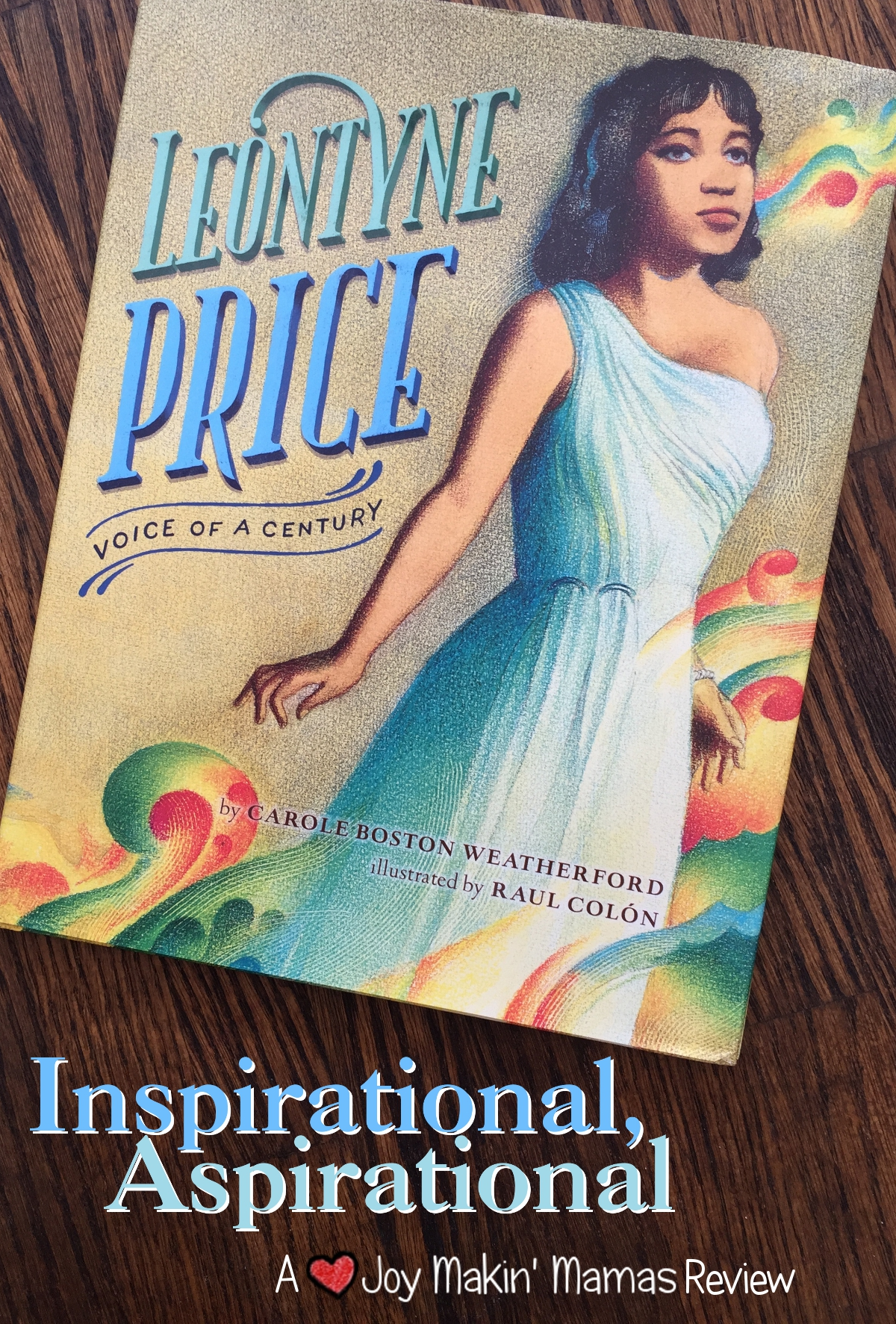 Leontyne Price Inspirational Aspirational Joy Makin' Mamas Review