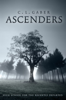 ASCENDERS by C.L. Gaber, with Wordsmith Publicity.
