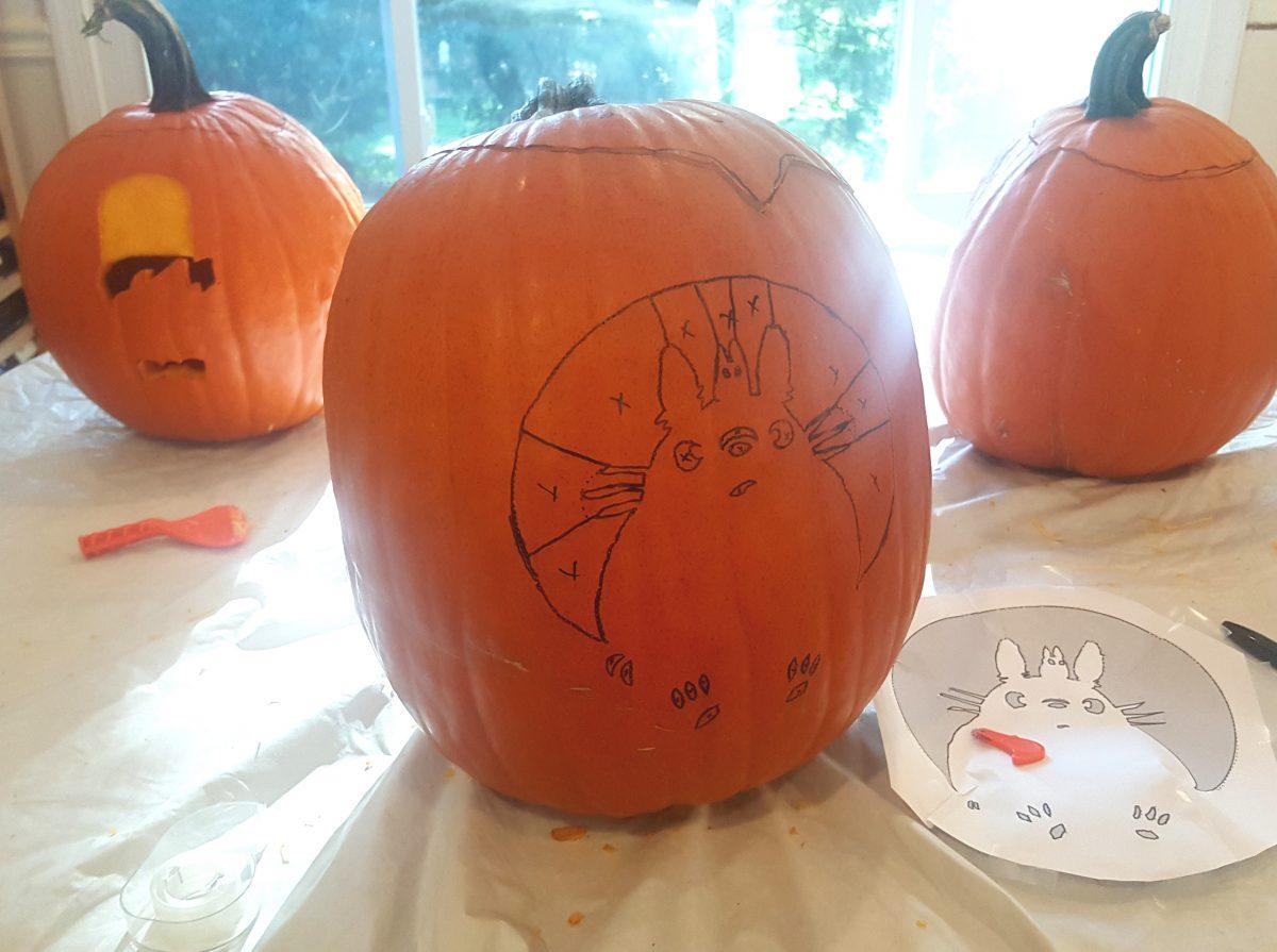 the pumpkin gutter carving tool joy makin mamas