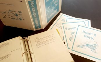 subscribe now and receive our FREE printable recipe binder kit!