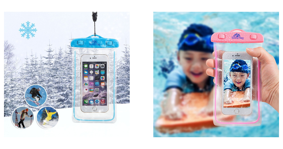 phone pouch holiday gift guide Joy Makin Mamas